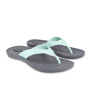 Okabashi Breeze Slate Sea Foam Sandals