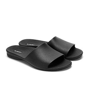 Okabashi Cruise Black Angle Sandals