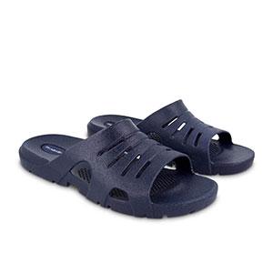 Okabashi eurosport navy sandals mens