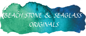 Beach Stone & Sea Glass Originals