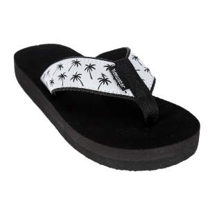Tidewater Sandals Palm Trees Flip Flop