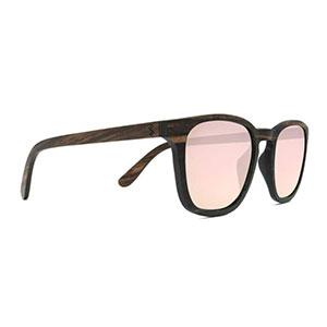 SLYK Shades traveler rose wood sunglasses