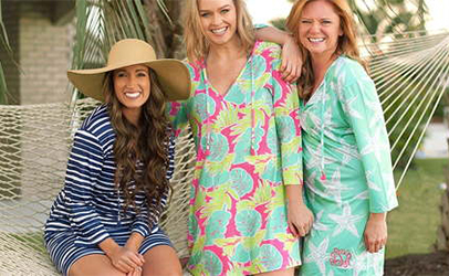 Viv and Lou Coverup Tunics