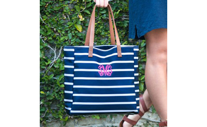 Viv and Lou Tote Bag